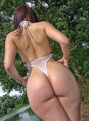 Big Ass Bikini Porn Pictures