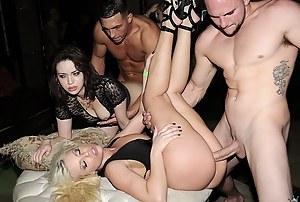 Big Ass Group Sex Porn Pictures