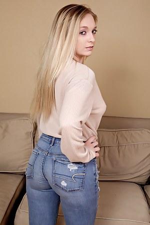 Big Ass Jeans Porn Pictures