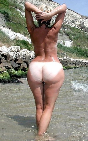 Big Ass Beach Porn Pictures